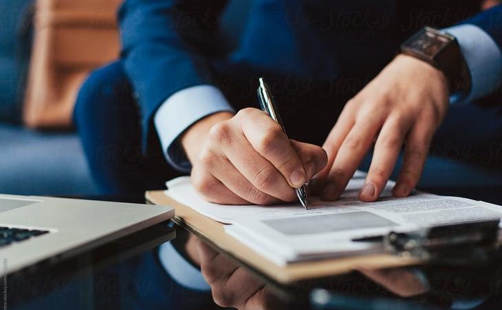 Как подписывать кредитный договор